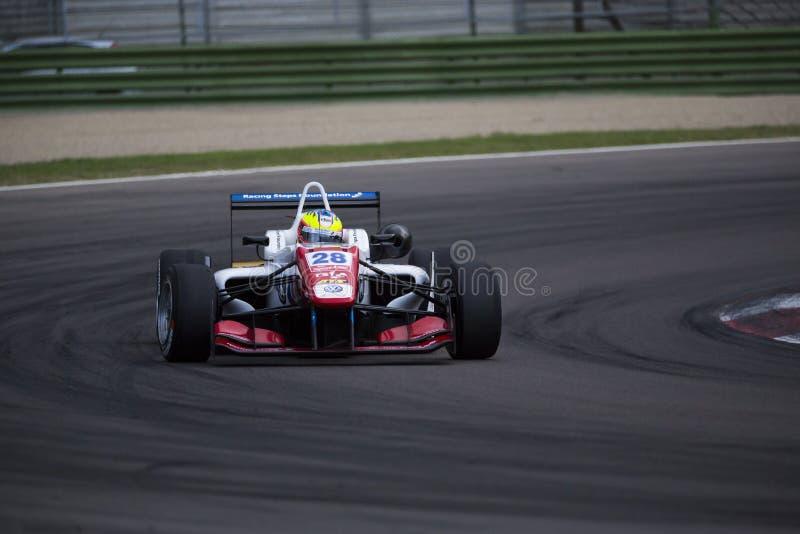 Campeonato do europeu de Fia Formula 3 fotos de stock royalty free