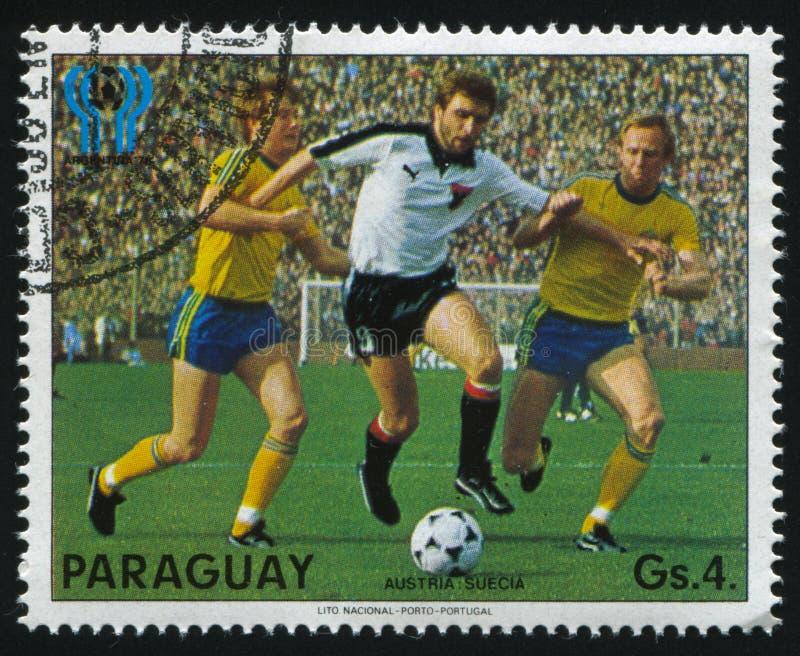 Campeonato do futebol imagens de stock