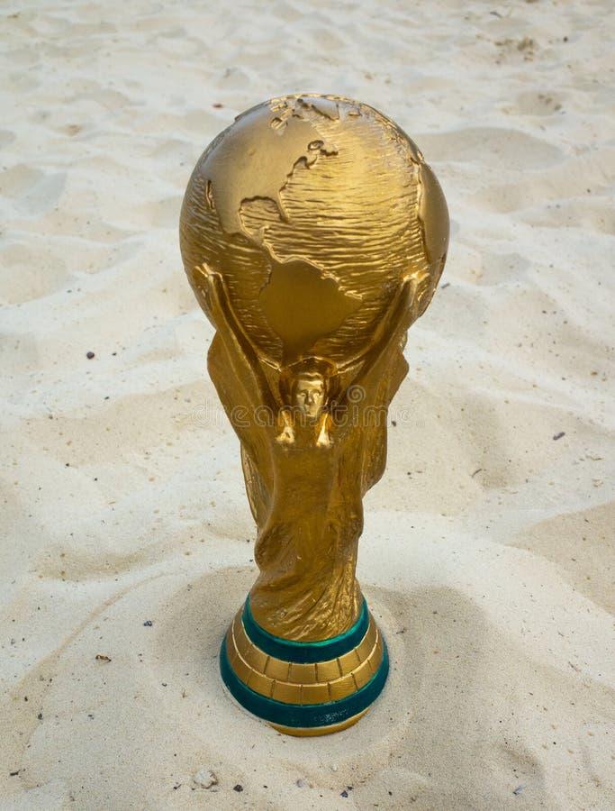 Campeonato do mundo de FIFA imagens de stock