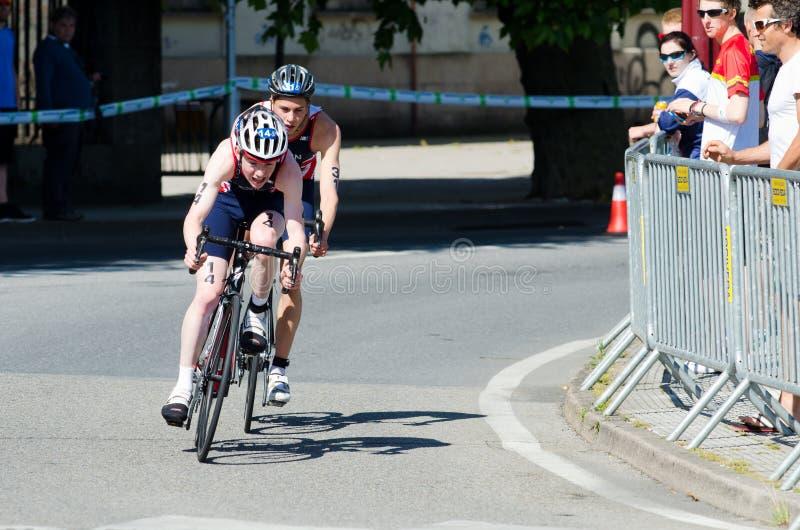 Download Campeonatos Del Mundo Del Duathlon Imagen editorial - Imagen de cyclist, deporte: 41900045