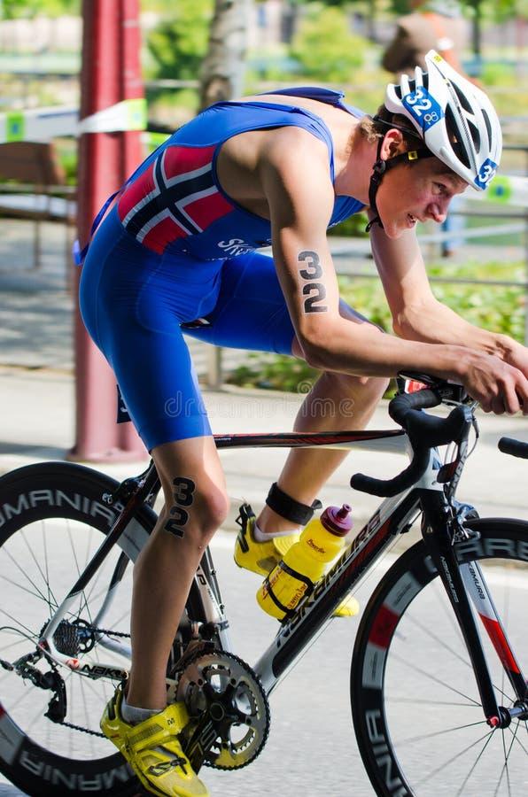 Download Campeonatos Del Mundo Del Duathlon Foto editorial - Imagen de raza, bicicleta: 41900591
