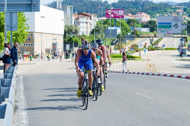Download Campeonatos Del Mundo Del Duathlon Foto editorial - Imagen de competitivo, cyclist: 41901136