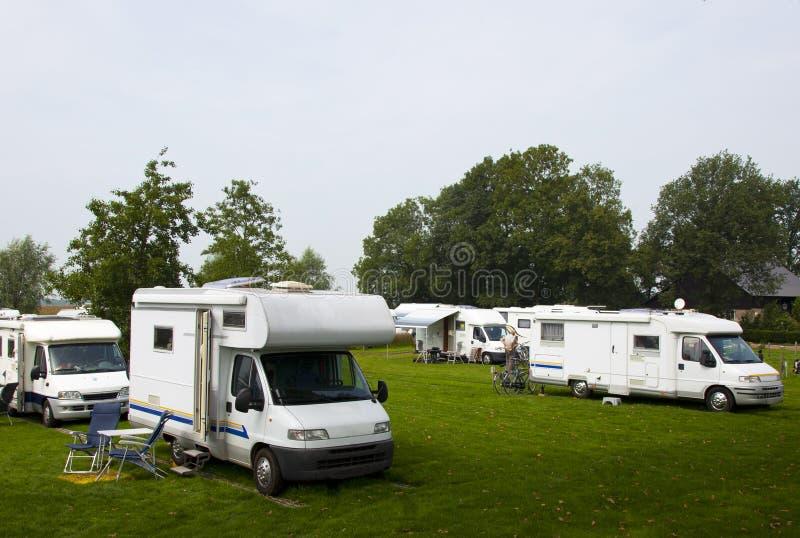 Download Camper stock image. Image of motor, campsite, recreation - 21086855