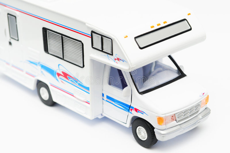 Camper Royalty Free Stock Image