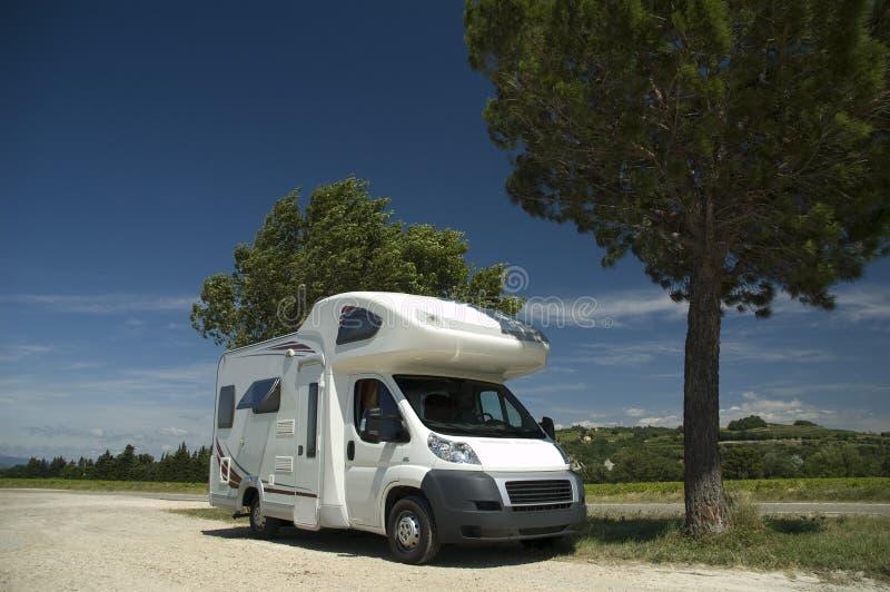 Camper car royalty free stock images