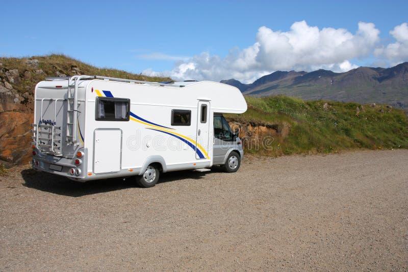 Download Camper van stock image. Image of scenic, destination - 11223171