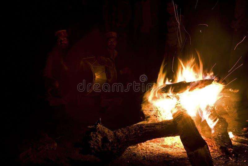 campfire στοκ φωτογραφίες με δικαίωμα ελεύθερης χρήσης