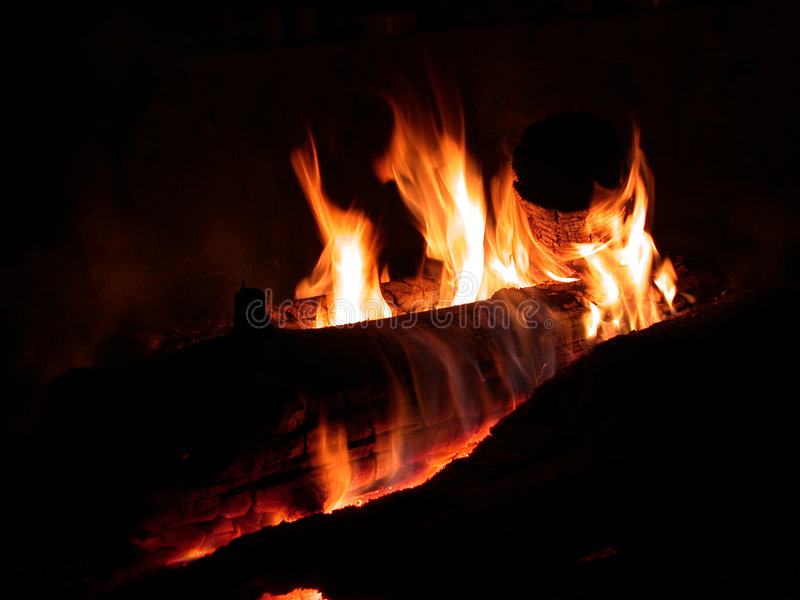 Download Campfire stock image. Image of heat, beauty, light, yellow - 3238643