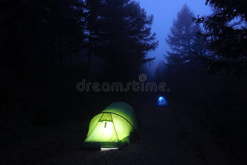 campground fotografia de stock royalty free