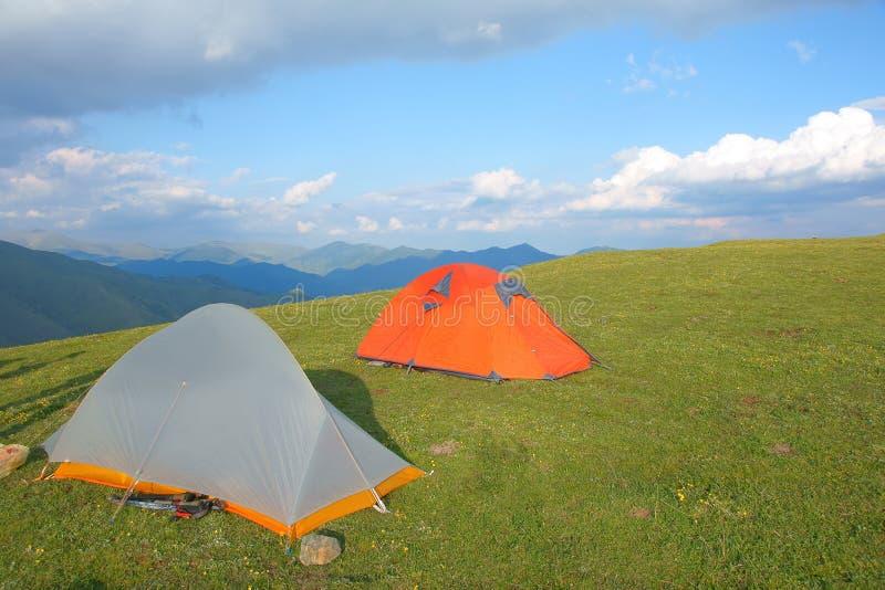 campground imagens de stock