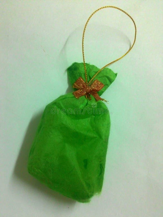 camphor bag stock photo