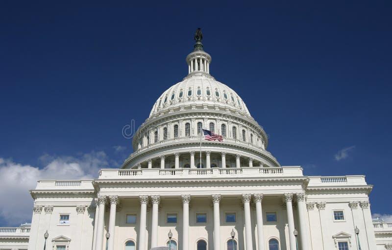 Campidoglio patriottico fotografia stock libera da diritti