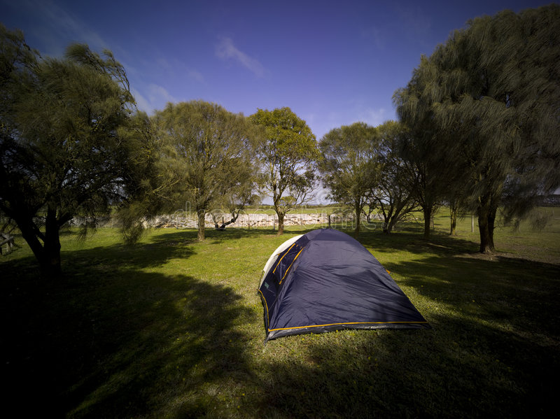 Download Camping 1 stock photo. Image of tent, camping, scenery - 3374992