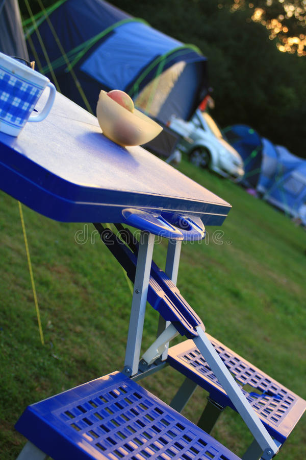 Free Camping Royalty Free Stock Photography - 10477917
