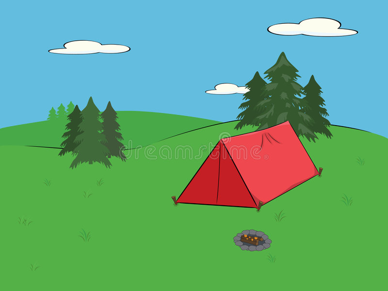 Download Camping Stock Photography - Image: 8938902