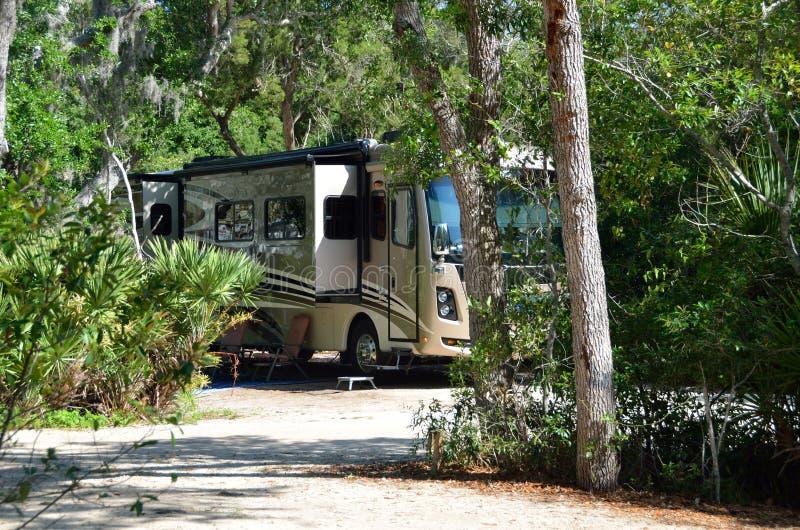 Camping-car rv photos libres de droits