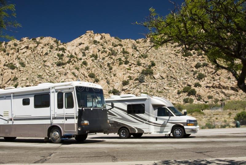 camping-cars photos stock