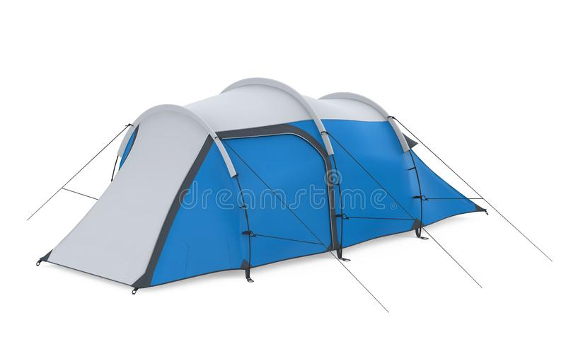 Camping Tent Isolated stock photo