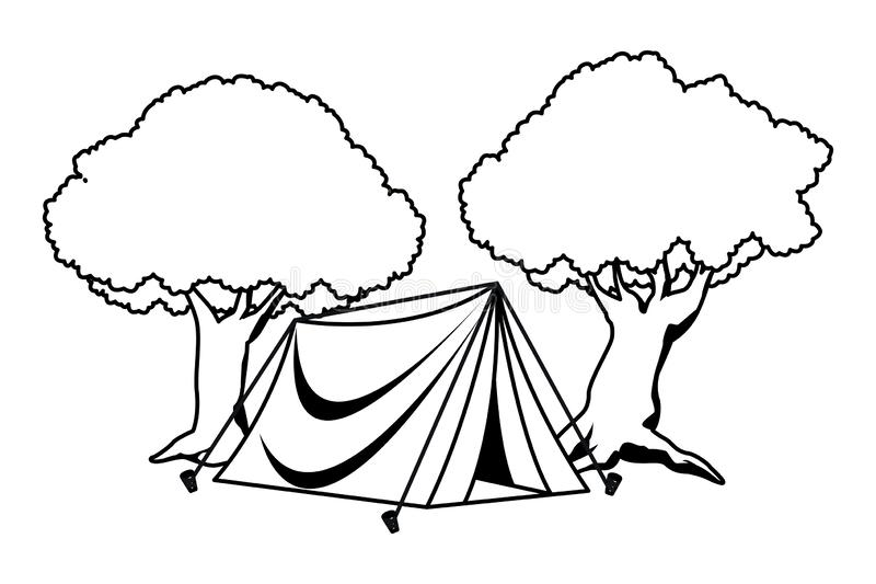 Pyramid Clip Art - Pyramid Tent Clipart Black And White   Transparent PNG  Download #853854 - Vippng