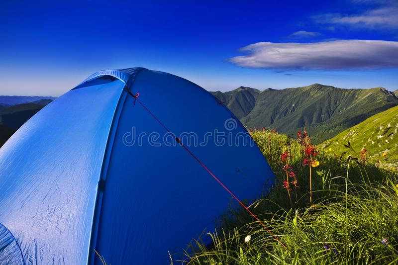 Download Camping Tents Royalty Free Stock Photo - Image: 20375485