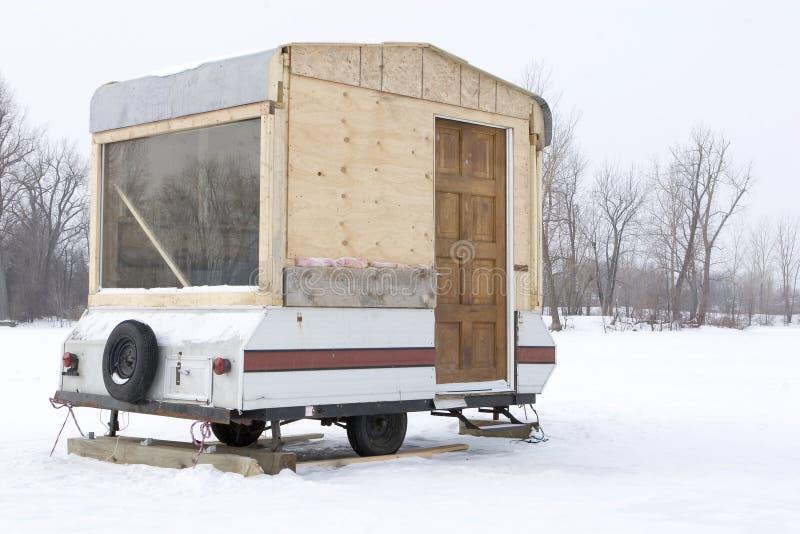 campingowy hillbilly fotografia stock
