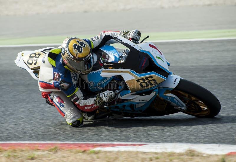 Download CAMPIONATO CATALANO DI MOTOCICLISMO - BORJA GOMEZ Immagine Stock Editoriale - Immagine di squadra, motociclismo: 56890994