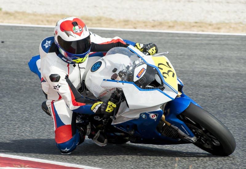 Download CAMPIONATO CATALANO DI MOTOCICLISMO - JAVIER POVES Fotografia Stock Editoriale - Immagine di resistenza, spagnolo: 56891368