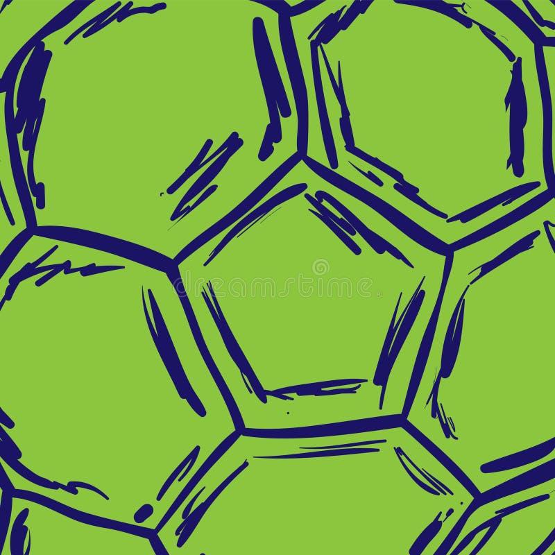 Campionato di calcio della Francia illustrazione vettoriale