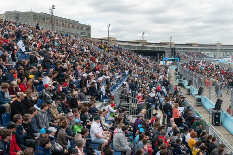 Campionato FIA di Formula E-prix fotografie stock