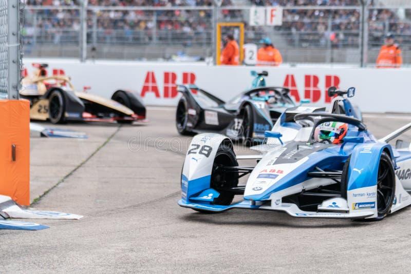 Campionato FIA di Formula E-prix fotografia stock