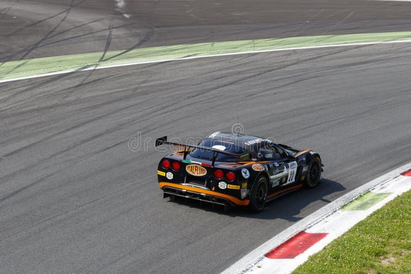 Campionato Italiano Gran Turismo stockbilder
