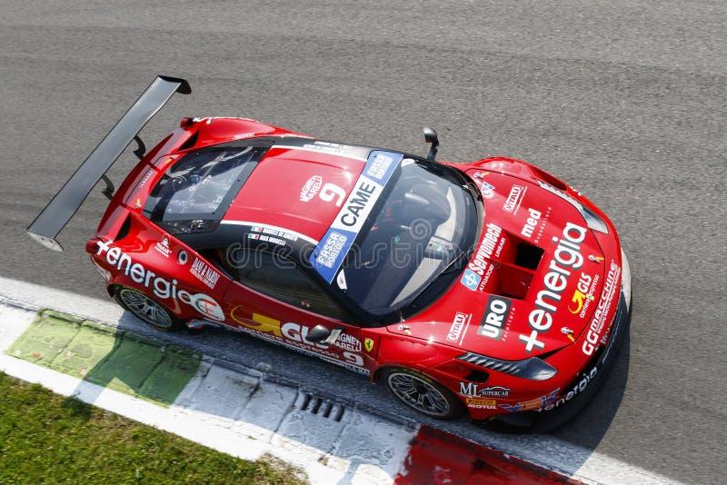 Campionato Italiano Gran Turismo стоковые изображения rf