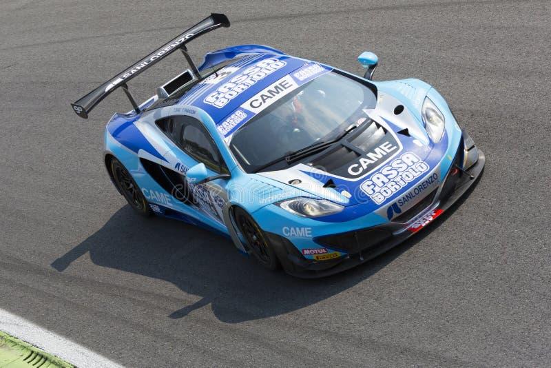 Campionato Italiano Gran Turismo fotos de archivo
