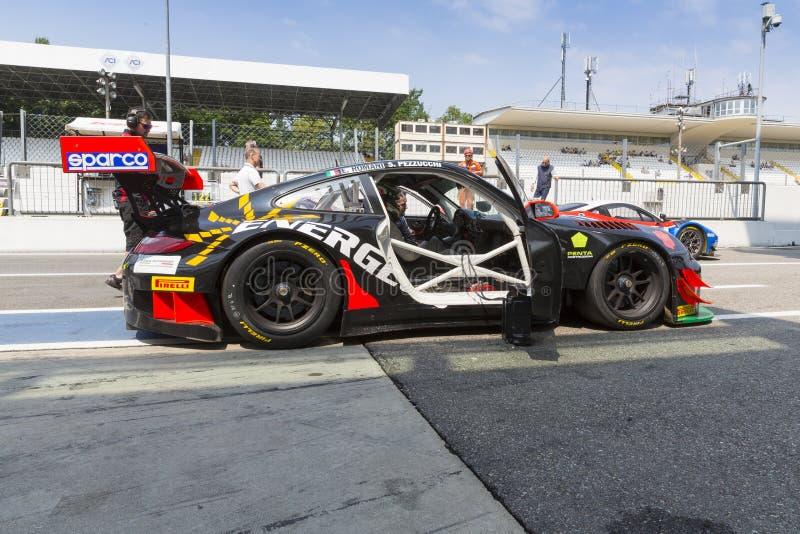 Campionato Italiano Gran Turismo стоковые фото