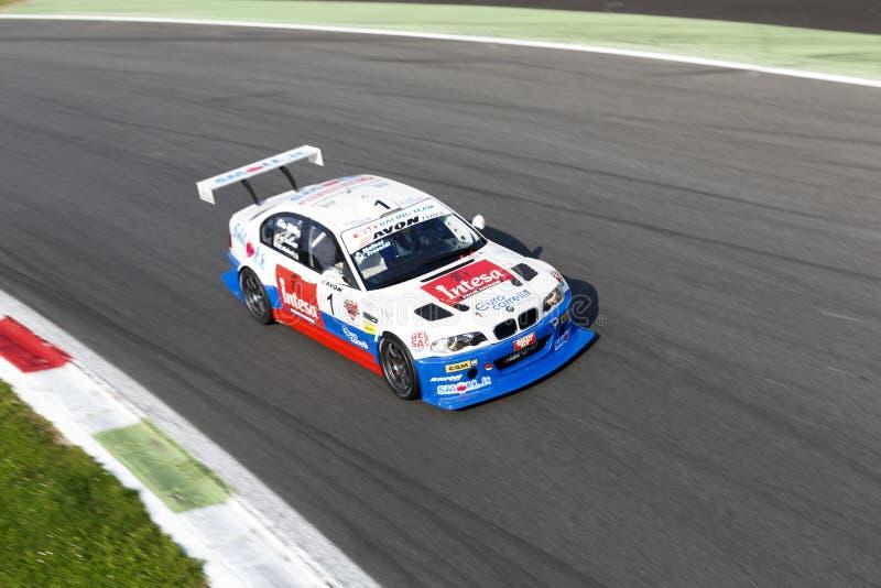 Campionato Italiano Gran Turismo στοκ φωτογραφία με δικαίωμα ελεύθερης χρήσης