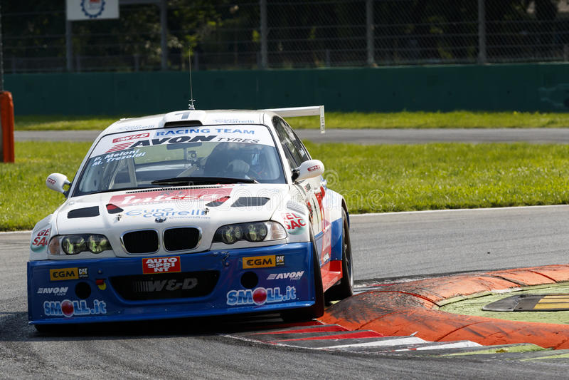 Campionato Italiano Gran Turismo стоковая фотография