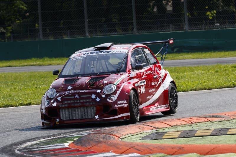 Campionato Italiano Gran Turismo стоковые фотографии rf