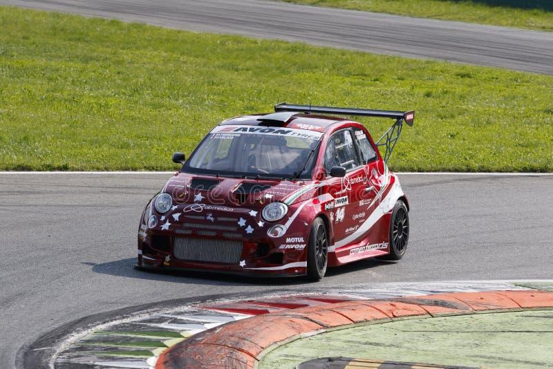 Campionato Italiano Gran Turismo royaltyfri bild