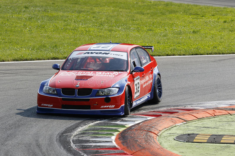 Campionato Italiano Gran Turismo стоковое изображение rf