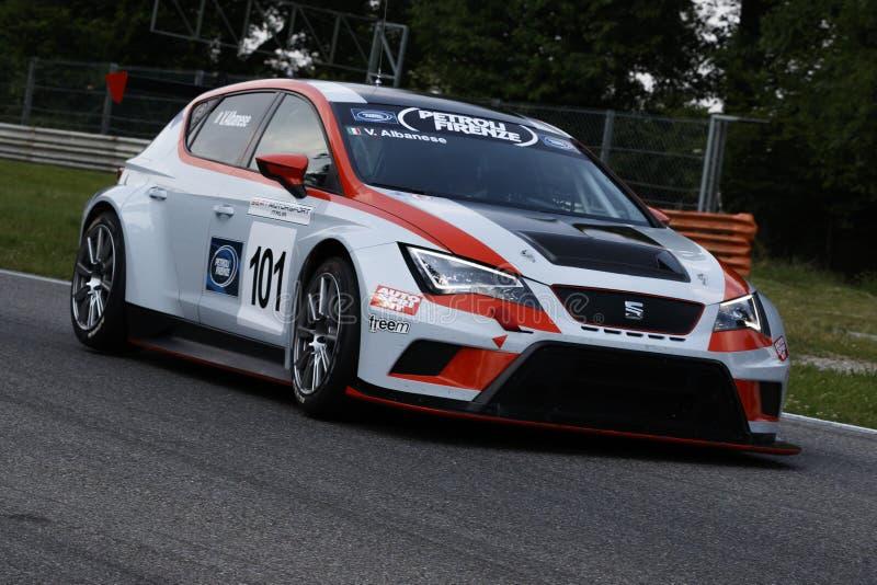 Campionato Italiano Gran Turismo стоковое изображение