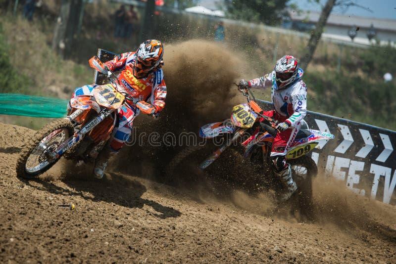 motocross e pericoloso