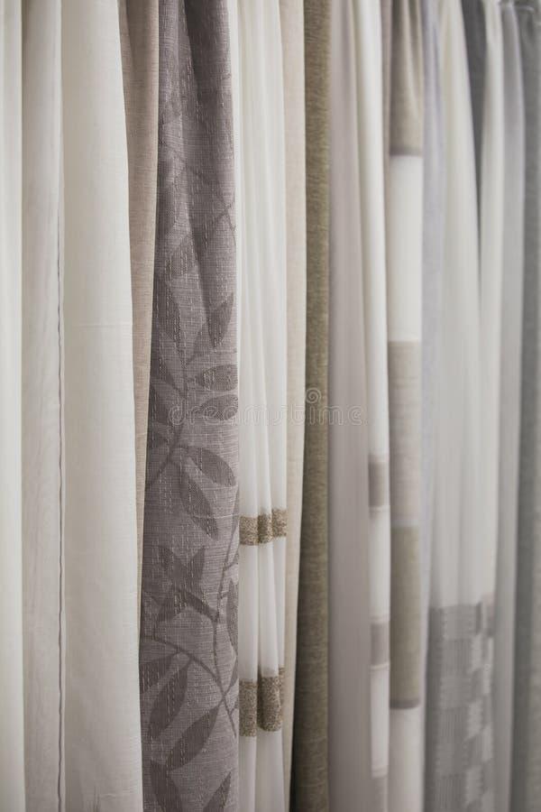 Tessuti per la tenda o la tappezzeria immagine stock for Selezione tessuti arredamento