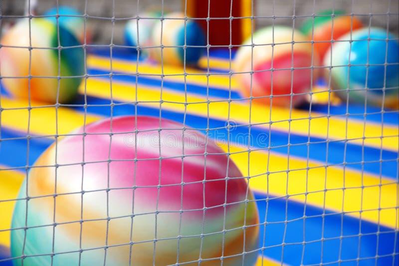 campo da giuoco dei bambini fotografie stock libere da diritti