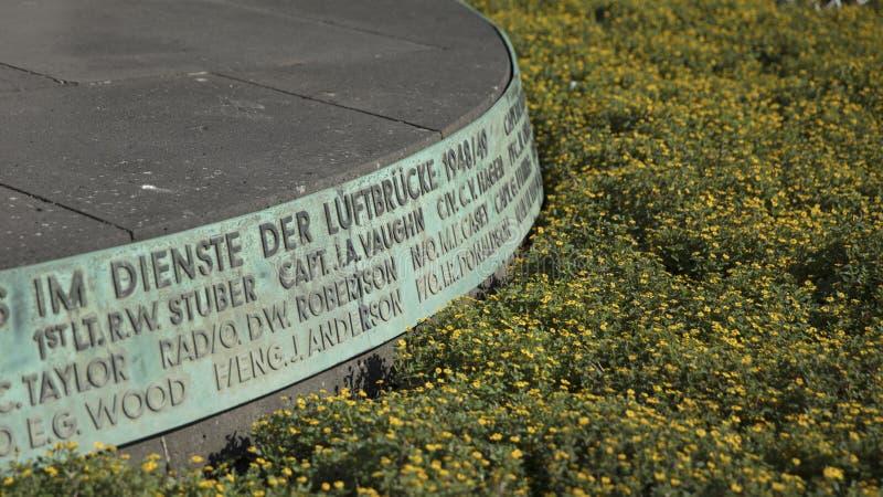 Campo de aviación de Tempelhof, Berlín, Alemania: 15 de agosto de 2018: Berlin Ai foto de archivo