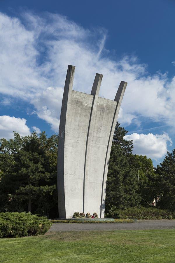 Campo de aviación de Tempelhof, Berlín, Alemania: 15 de agosto de 2018: Berlin Ai fotos de archivo