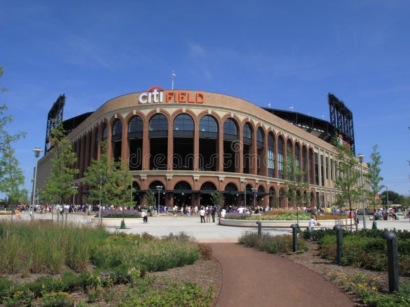 Campo de Citi - New York City fotos de stock royalty free