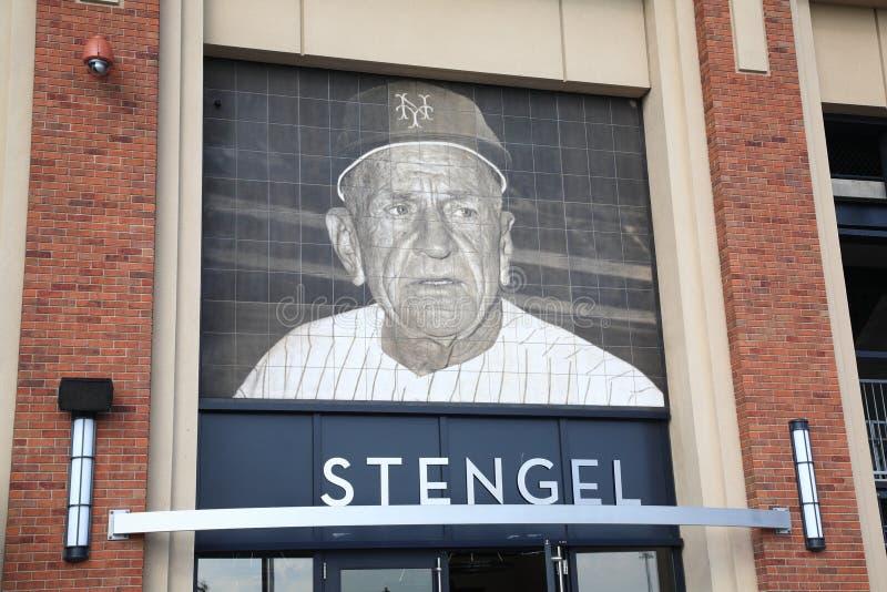 Campo de Citi - Nueva York Mets imágenes de archivo libres de regalías