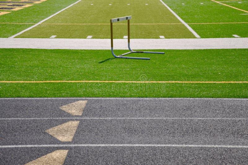 Campo de deporte imagen de archivo