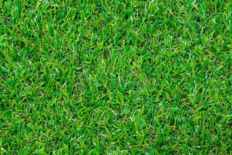 Campo de futebol artificial do relvado imagens de stock royalty free