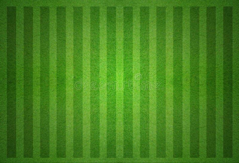 campo de futebol verde da vista superior foto de stock royalty free